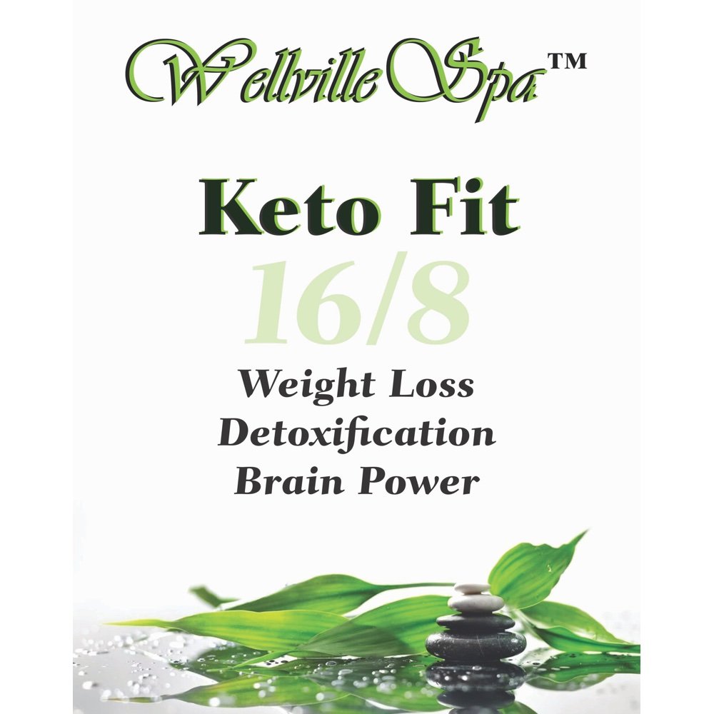 Keto Fit 16/8 Program Booklet