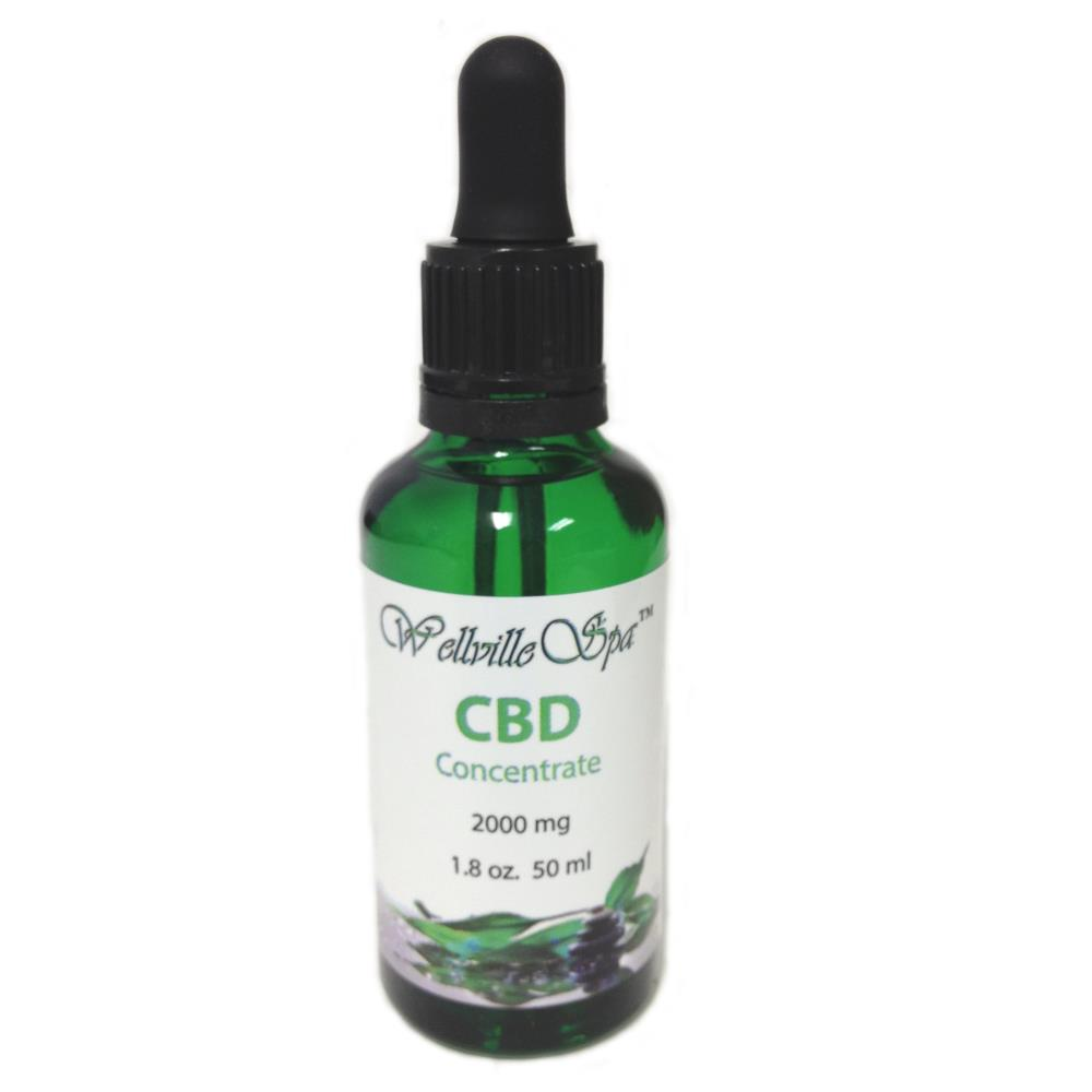 CBD Concentrate 2000mg
